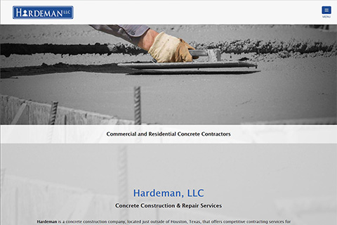 Hardeman, LLC - Concrete Contractors near Houston, TX