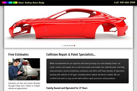 Hunt Valley Auto Body